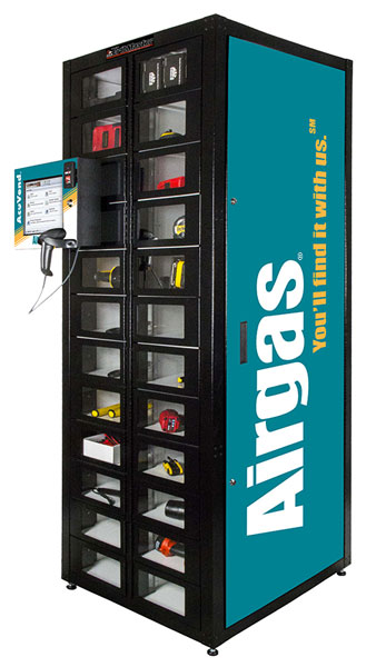 Airgas Industrial Vending Airgas